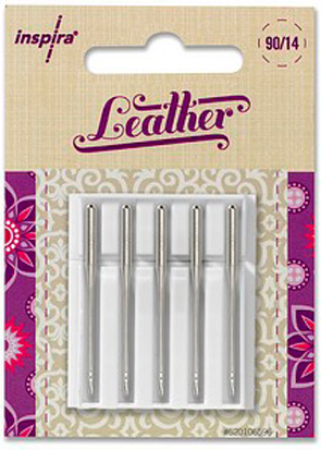 Inspira Leather Needles
