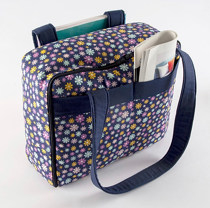 Hobby Bag - Paper Pattern and Instructions