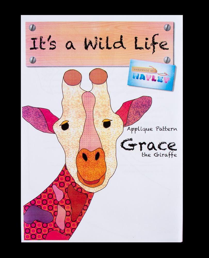 "Applique Patterns ""It's a Wild Life"""