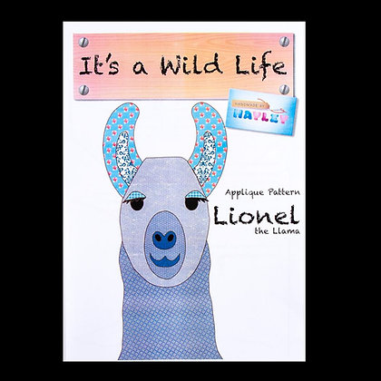 It's a Wildlife Appliqué Bundle Download