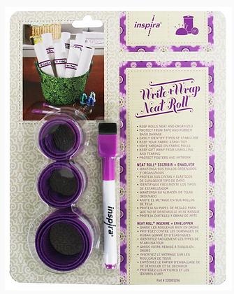Write & Wrap Neat Rolls