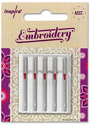 Inspira Embroidery Needles