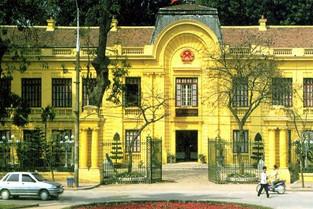 Vietnam Revolution Museum