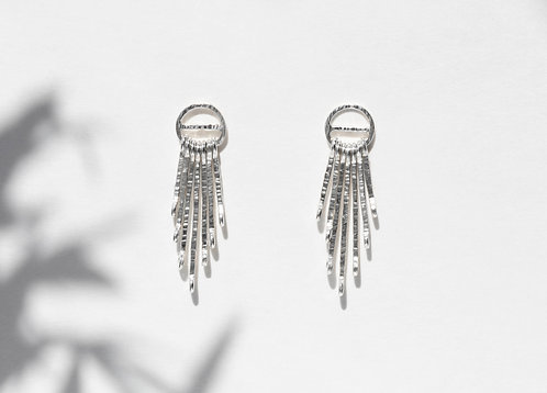 Seven Strand Machair Earrings