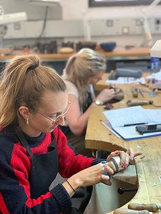 Iona Hall jeweller and silversmith