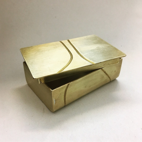Brass sample