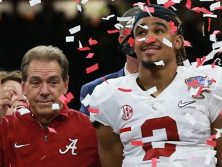 Nick Saban: Jalen Hurts 'showed tremendous amount of class,' move to Oklahoma 'probably best thing f
