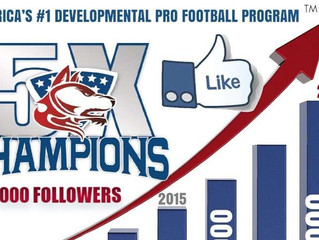 25,000 FOLLOWERS: SOCAL COYOTES AMONG NATION'S FASTEST-GROWING SPORTS BRANDS