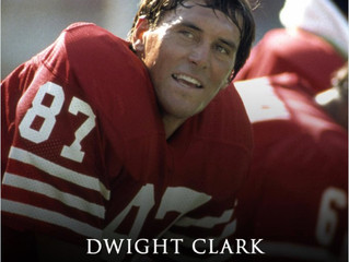 Dwight Clark, former San Francisco 49ers receiver known for 'The Catch,' dies at 61 after AL