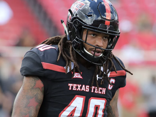 Dakota Allen could be the first 'Last Chance U' player to get drafted into the NFL