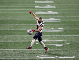 10 things you probably didn't know about Julian Edelman, the MVP of Super Bowl LIII and Tom Brad