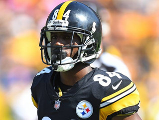 Antonio Brown Cited for Reckless Driving After Speeding over 100 MPH