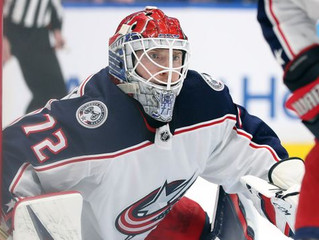 Blue Jackets take goalie Sergei Bobrovsky off roster for failure to meet 'expectations and value