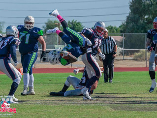 IN DFI DAZZLER, COYOTES SURVIVE SHARKS 22-20