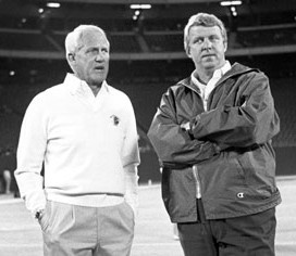 Bill Parcells says in book that Bill Walsh cheated during 1985 playoff matchup