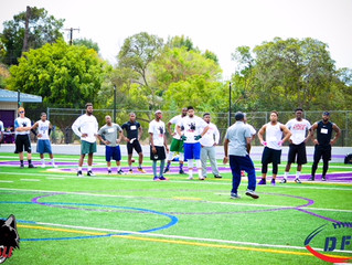 Developmental Football International Opens First Round of Off-Season Tryouts