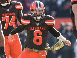 Browns' Baker Mayfield stacking wins on field and in Cleveland community with Special Olympics