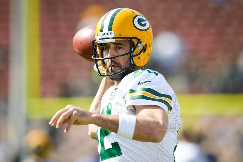 Developmental Football International Aaron Rodgers
