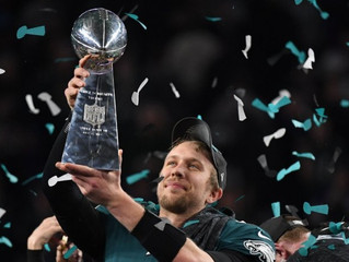 Nick Foles' Lesson In Leadership