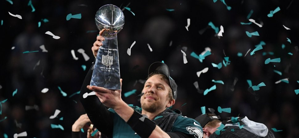 Developmental Football International - Nick Foles
