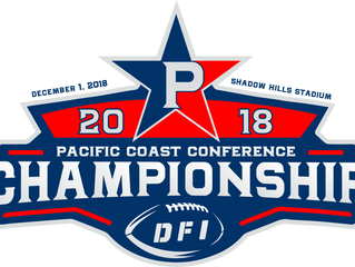 DFI HOSTS INAUGURAL PACFIC COAST CONFERENCE FINAL