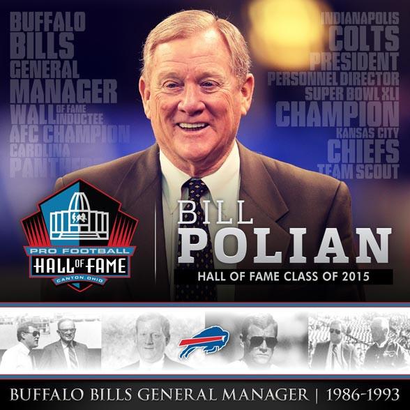 Developmental Football International - Bill Polian