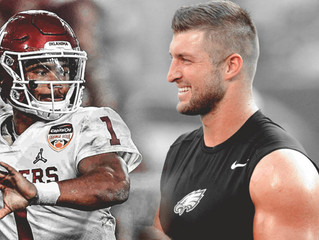 Tim Tebow gave Kyler Murray advice before decision to focus on football ahead of NFL Draft