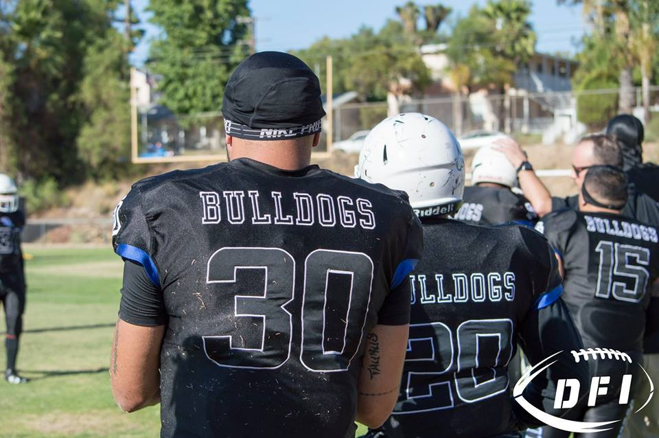 Developmental Football Bulldogs of San Diego
