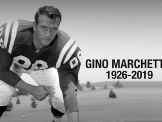 Gino Marchetti, Pro Football Hall of Famer and Baltimore Colts legend, dies at 93