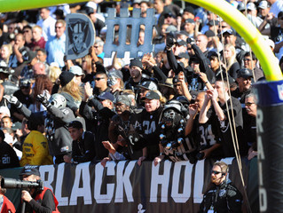 The High Five:  This could be the last hurrah for football's most infamous fans