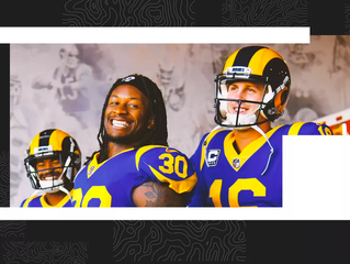The Rams are even better than last year. How in the world do you stop this team?