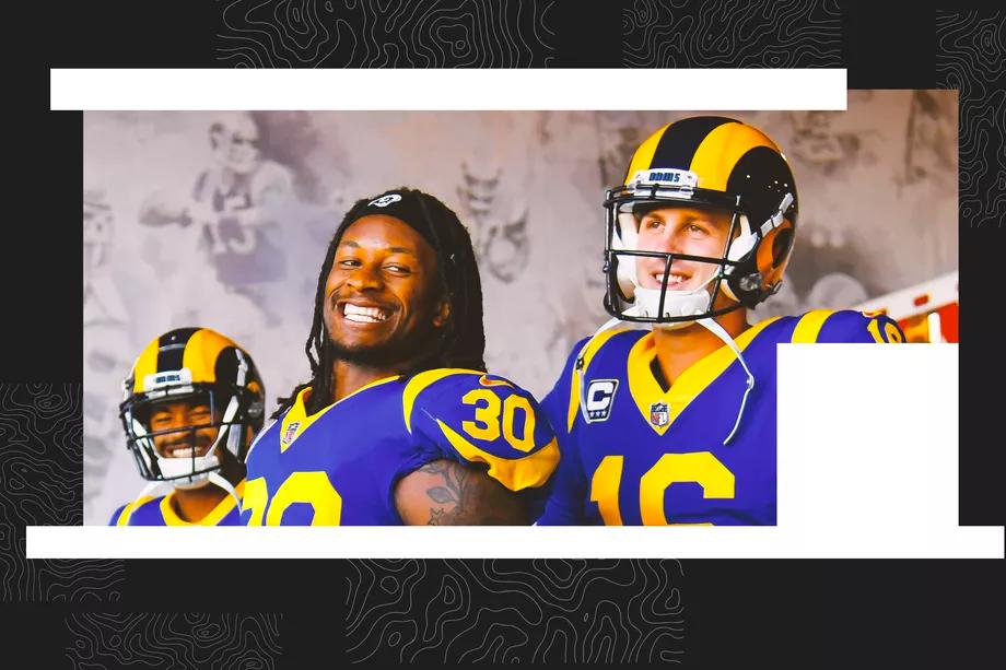 Developmental Football International Los Angeles Rams