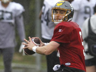 Martz turns to Nelson to quarterback Fleet in home opener