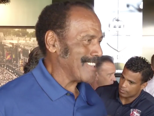 SoCal Coyotes Unite with Local Retired NFL Legends