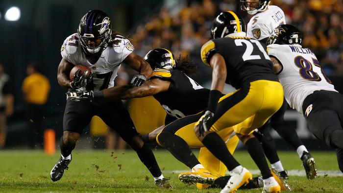 Developmental Football International Baltimore Ravens