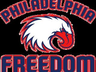 DFI Approves Philadelphia Freedom to Atlantic Coast Conference