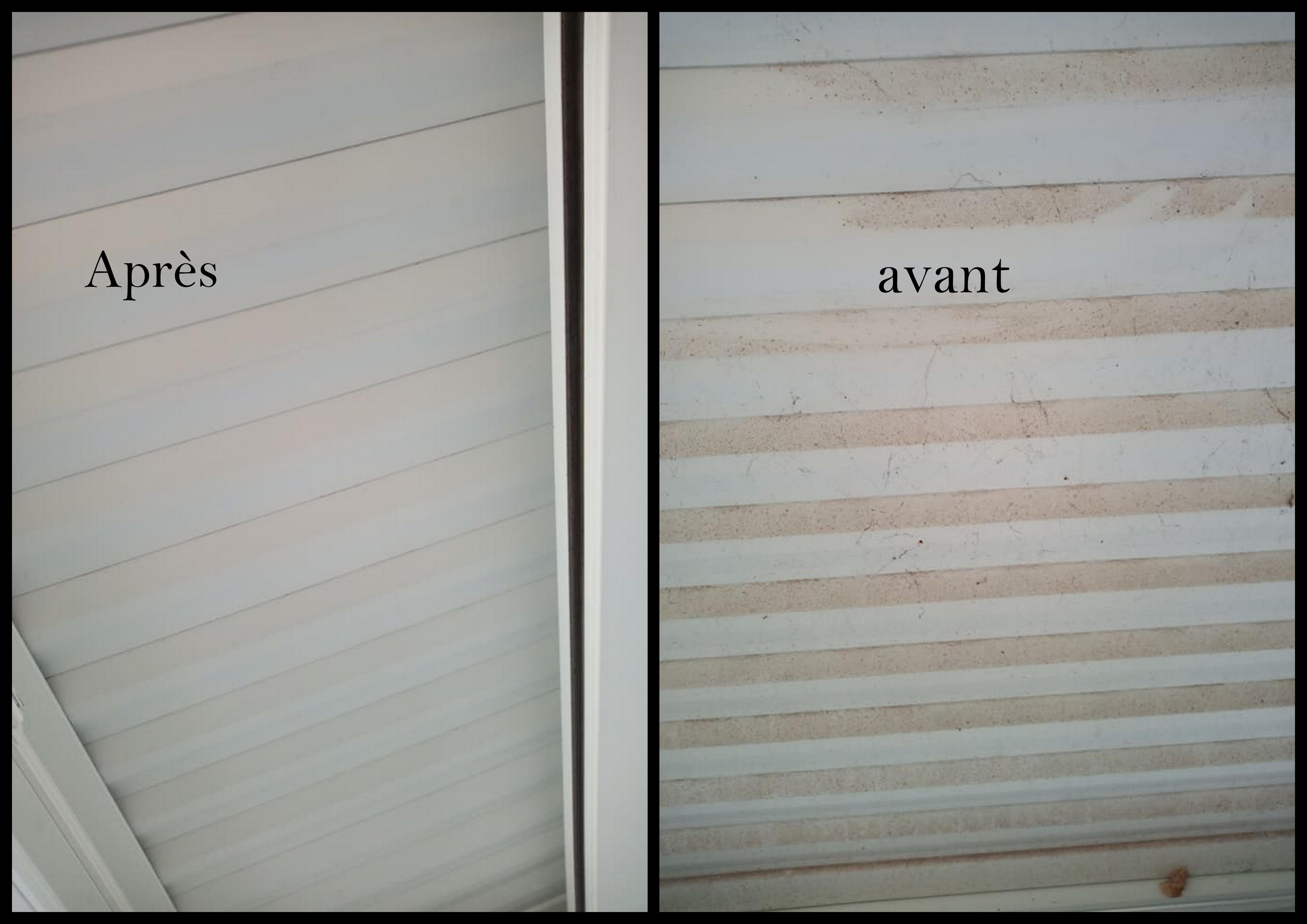 Nettoyage fenêtres et volets roulant