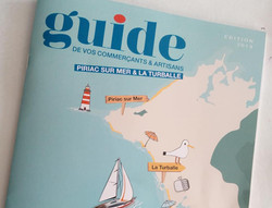 pub dans le guide local