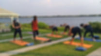 Alex Shipman, Yoga Retreats