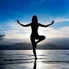 Alex Shipman, Yoga on the Beach