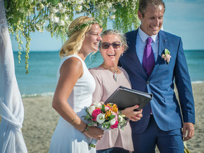 WHAT IS A WEDDING CELEBRANT ?