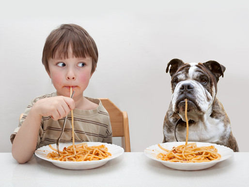 Does your child have eating patterns that worry you?