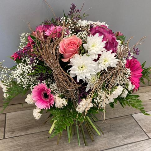 Vázané kytice 1