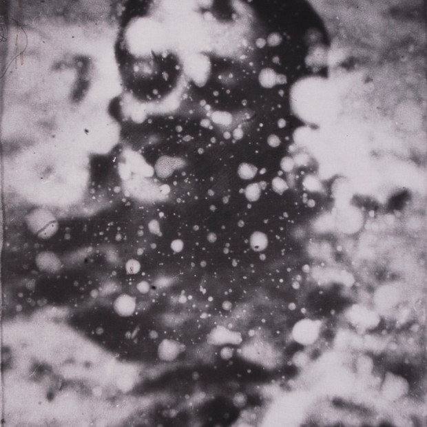 Piscina Municipal, lll 1996 90 x 65 cm Fotografía sobre tela intervenida con barniz y óleo 7.500 €