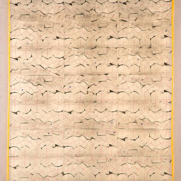 Poema 1979 Técnica mixta sobre tela 155 x 145 cm 18.000 €