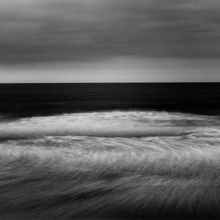 Playa de San Antolín. Naves de Llanes. 1999