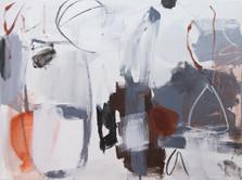 Óleo sobre lienzo 97 x 130 cm  2018
