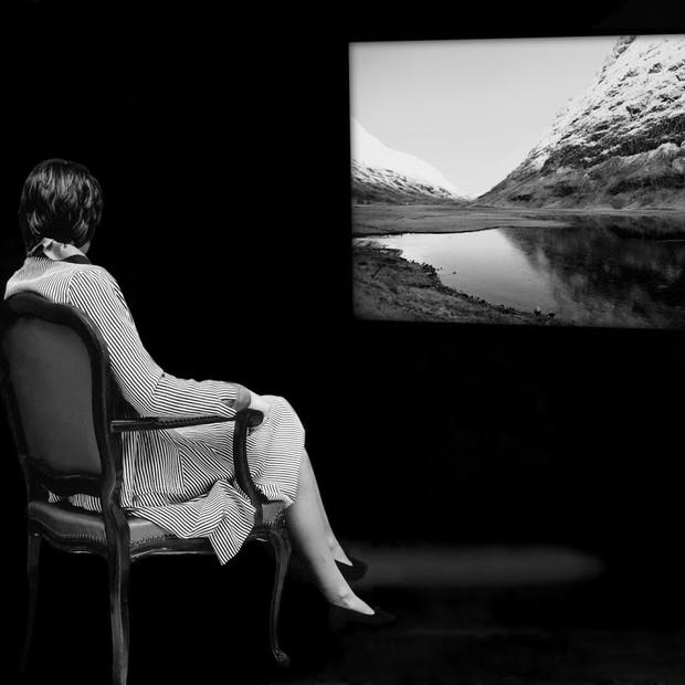 Lago de Como, 1983 100 x 133 cm. (39 x 52 in) Tiraje: 10 unidades Numeradas y firmada por el autor con certificado de garantía de la Galería. Papel Fine Art 325gr. Alfa celulosa Precio: 4.500 €