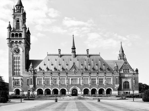 Peace Palace (1913) / Den Haag