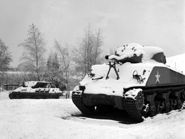 Bastogne / Ardennes